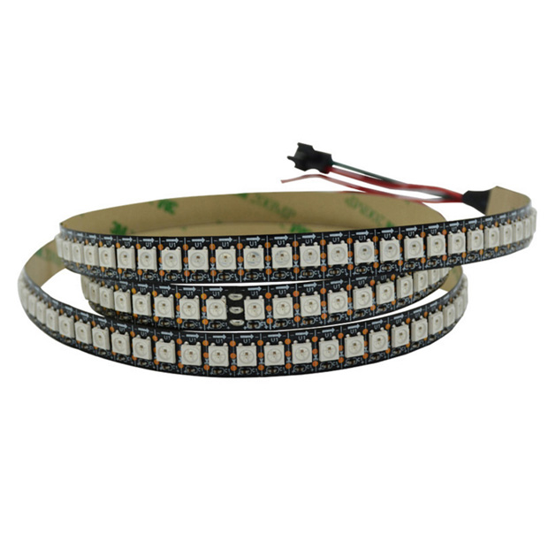 WS2812B SK6812 DC 5V RGB Digital Addressable Flexible LED Strip Light