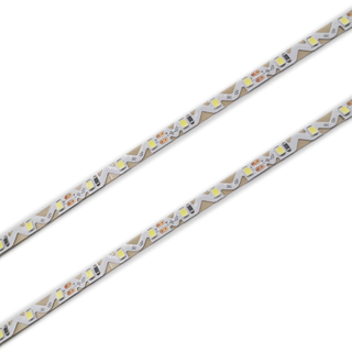 Bendable S SMD2835 72 LEDs/m Flexible LED Strip Lights with 6mm Width PCB
